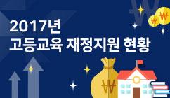 2017년 고등교육 재정지원 현황